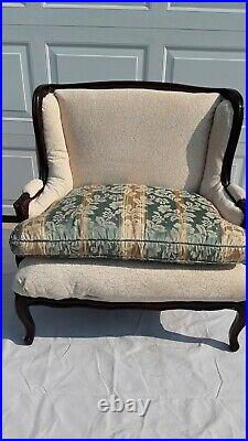 $150 DOWN! Gorgeous Rare Antique French Louis XV Style Settee -MUST SELL NOW