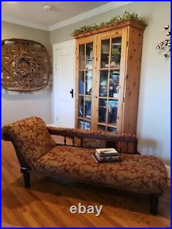 1868 Antique Fainting Couch