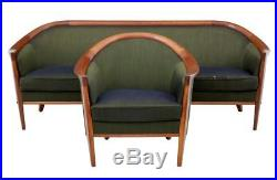 1960's TEAK SOFA AND ARMCHAIR BY ANDERSSON