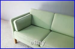 1970s Danish mid century large 3 seater sofa