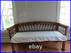 19th Century Biedermeier Sofa/bench/couch Circa 1825-1830 Antique Customize