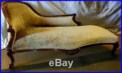19th Century Fainting Sofa