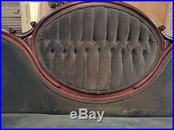 19th Century Victorian Loveseat / Couch