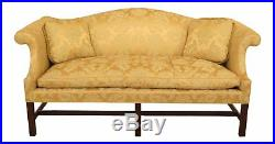30555EC KITTINGER Colonial Williamsburg CW-23 Chippendale Sofa