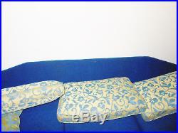 3pc Set ADRIAN PEARSALL SOFA & 2 CHAIRS BOOMERANG LEGS MOD MID CENTURY EAMES era