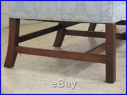 46717EC KITTINGER Historic Newport Mahogany Camelback Sofa