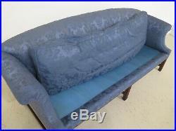48410EC KITTINGER CW-118 Colonial Williamsburg Mahogany Sofa