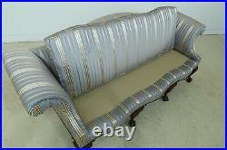 50161EC KITTINGER CW-174 Colonial Williamsburg Clawfoot Mahogany Sofa