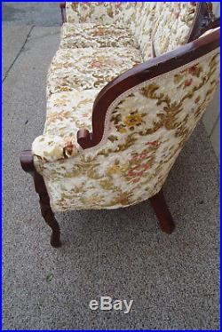59644 KIMBALL Furniture Loveseat Sofa Couch Chair