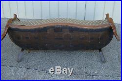 60321 Antique Victorian Sofa Couch Chair