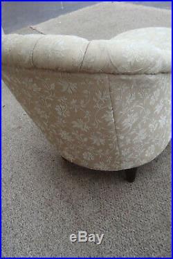 60619 Quality Fainting Couch Sofa Chaise Chair