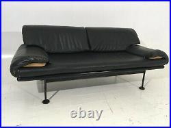 80's Burkhard Vogtherr Brayton Memphis Style Loveseat Sofa Mid 20th Century