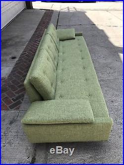 Adrian Pearsall Model 2408-S Mid Century Modern Sofa Craft Associates mcm
