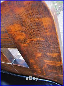 Antique Arts & Crafts Karpen Settle w1319 (Stickley Era)
