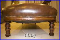 Antique Chaise/Fainting Couch/Satee 1900's