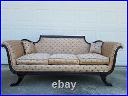 Antique Duncan Phyfe Sofa, excellent condition, New York circa 1816