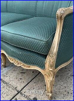 Antique French Louis XIV Style Sofa
