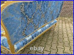 Antique French Louis XVI Sofa/Loveseat/Settee 1900's-