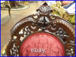 Antique Meeks Suite 3 Piece Furniture Rococo Revival New York 1850-1860 Ford