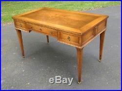 Antique Regency or Empire Style Desk by John Widdicomb