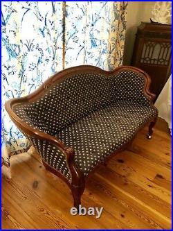 Antique Rosewood Sofa