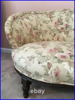 Antique Sofa/Love Seat