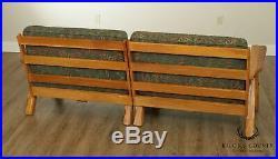 Brandt Ranch Oak 2 Piece Sectional Sofa