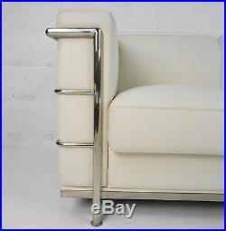 Contemporary Modern Corbusier Style Sofa (1788)JR