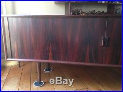 Danish Modern Long Rosewood Credenza by Kofod Larsen