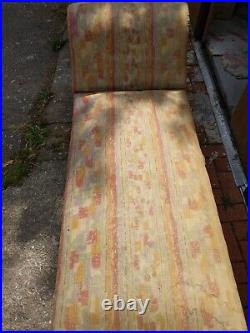 Edwardian Lift Top Day Bed for Re-upholstery 160cm. X 58 cm