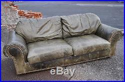Ferguson Copeland Leather Sofa Furniture Ltd Wolu