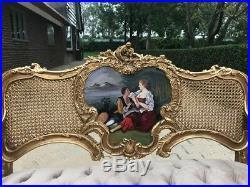 French Louis XVI Sofa/settee/love-seat