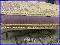 French Louis XVI Style Settee/Sofa/Love Seat