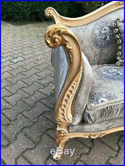 French Louis XVI Style Sofa
