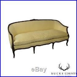 French Louis XV Style Sofa by Trianon (Made Exclusively for Bloomingdales)