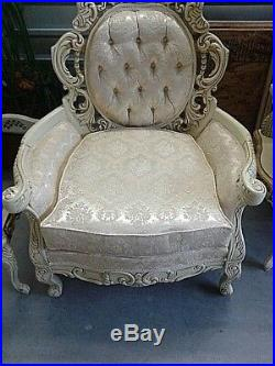 French Provincial furniture Reproduction Living Room Set by Kimball