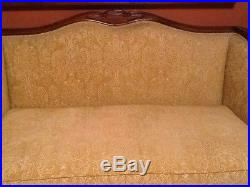 French country settee