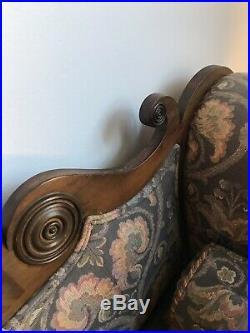 Georgian (pre-Victorian) Original Antique Sofa- Appraised At $3750