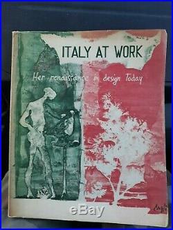 Gio Ponti style, Italian, mid century, 5 pc, woven, sofa and club chairs