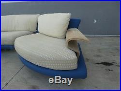 Giorgio Saporiti IL Loft Post Modern Sofa