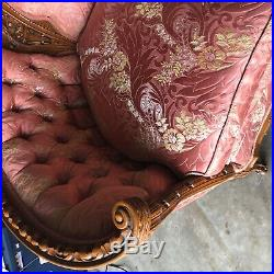 Gorgeous Antique French style sofa