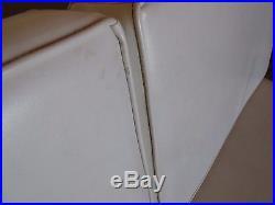 HEYWOOD WAKEFIELD MID CENTURY ARISTOCRAFT CHAMPAGNE SOFA modern 1950s 932-66