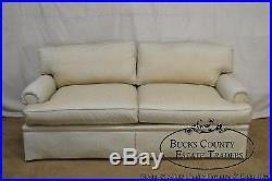 Henredon Custom Upholstered Traditional Sofa (B)