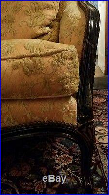 Henredon Upholstery Chloe Sofa Settee, French