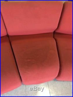Herman Miller by Don Chadwick Mod Modular Chairs/Sofa Mid Century Modern Vintage