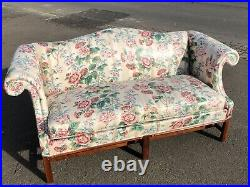 Hickory Chair Company Historic James River Collection Camel Back Sofa