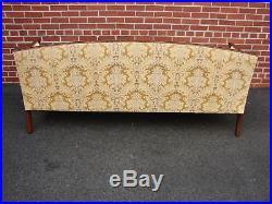 Hickory Chair Company Mahogany James River Collection Sheraton Sofa