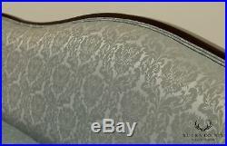 Hickory Chair Federal Style Long Mahogany Sofa
