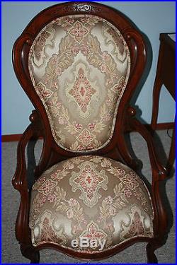John Henry Belter Furniture Antique Set