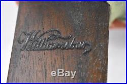 KITTINGER Colonial Williamsburg Reserve Collection Mahogany Sofa CW 129